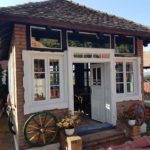 ulaz u restoran u domu za stare avalska oaza